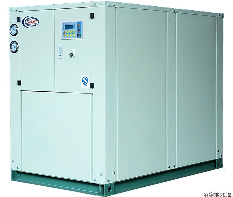 小型水冷箱式冷水机组